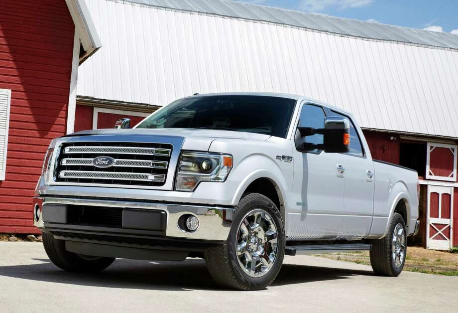 Better: The 2013 Ford F-150 gets better fuel economy than it did 20 years ago. The car gets 22 mpg on the highway, compared to 17 mpg in 1993. Photo: Ford, . / 2012 Ford Motor Company