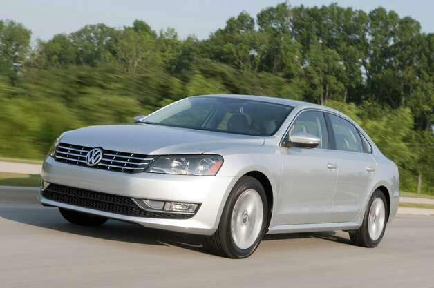 Better: The 2013 Volkswagen Passat gets better fuel economy than it did 20 years ago. The car gets 43 mpg on the highway, compared to 28 mpg in 1993. Photo: Guy Spangenberg/Spangenberg Phot, . / ÂGuy Spangenberg, 2011