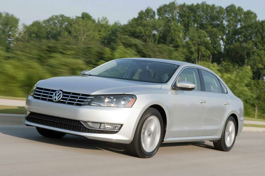 The 2013 Volkswagen Passat gets better fuel economy than it did 40 years ago, now making 43 mpg on the highway. Photo: Guy Spangenberg/Spangenberg Phot, . / ÂGuy Spangenberg, 2011