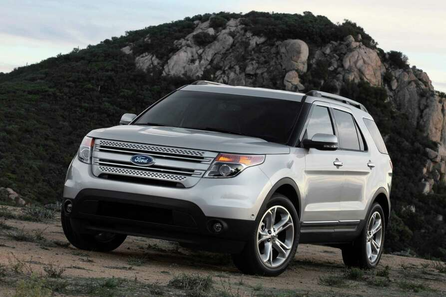 Better: The 2013 Ford Explorer gets better fuel economy than it did 20 years ago