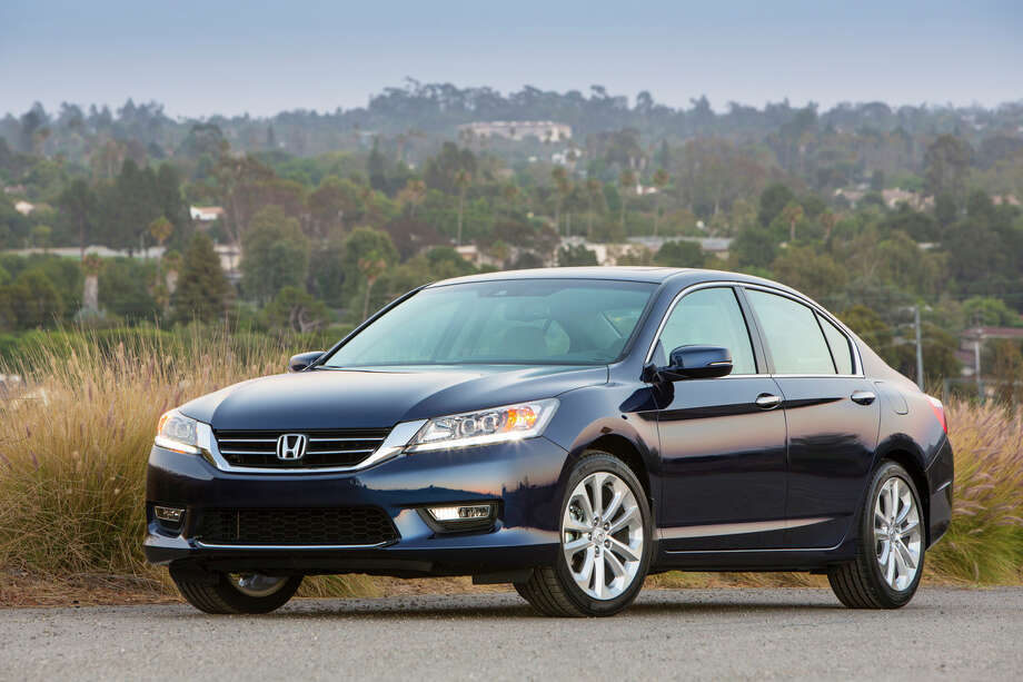 The Honda Accord has been redesigned for 2013, but is still just as popular. Photo: . / Honda