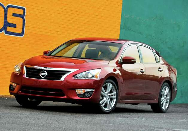 Better: The 2013 Nissan Altima gets better fuel economy than it did 20 years ago. The car gets 38 mpg on the highway, compared to 27 mpg in 1993. Photo: Nissan, . / Copyright 2012