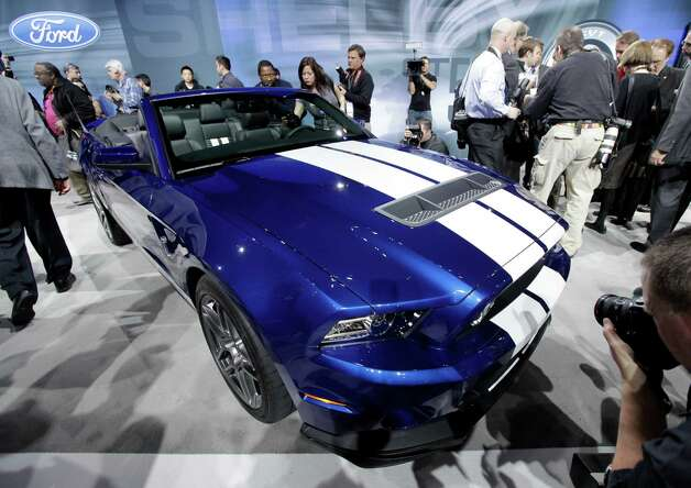 Better: The 2013 Ford Mustang gets better fuel economy than it did 20 years ago. The car gets 31 mpg on the highway, compared to 27 mpg in 1993. Photo: Nam Y. Huh, . / AP