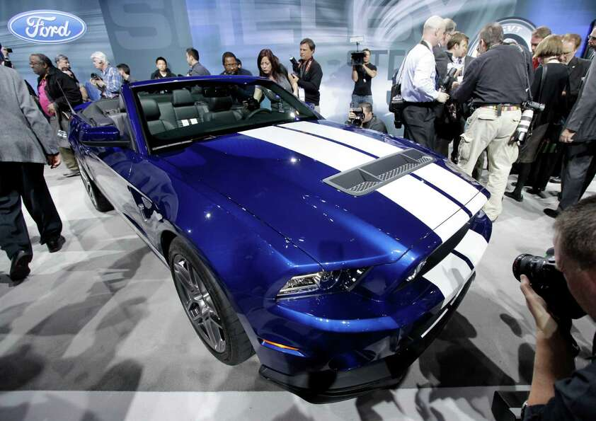 Better: The 2013 Ford Mustang gets better fuel economy than it did 20 years ago.