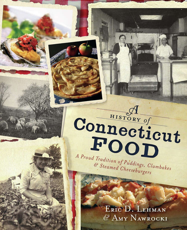 Connecticut food from steamed burgers to Grape-Nuts pudding will be the topic of a talk and slide show on Dec. 7 at the Fairfeld University Bookstore. Photo: Contributed Photo