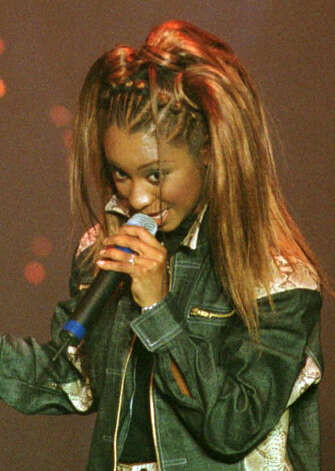 R&B singer Natina Reed of the group Blaque was struck by a car and killed at age 32. Photo: Carolyn Kaster, Associated Press / Disney Channel