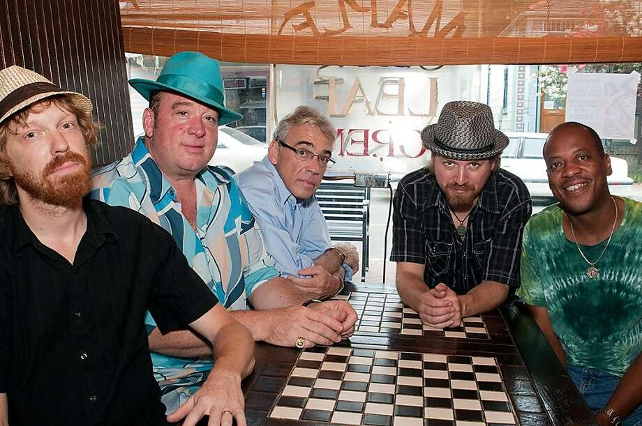 New Orleans Suspects & Johnny Vidacovich Trio Photo: Courtesy Of The Band