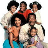 "Two young stars of the '80s are making a return to the small screen this week. Cosby kid Tempest Bledsoe is back on NBC's ""Guys With Kids,"" and ""Facts of Life"" Lisa Welchel hits CBS' ""Survivor."" Let's take a look other young stars of TV, then and now. Here's the cast of ""The Cosby Show."" From the top left, Lisa Bonet, Malcolm Jamal Warner, Tempest Bledsoe and Keshia Knight Pulliam. (Carsey Werner Television)"