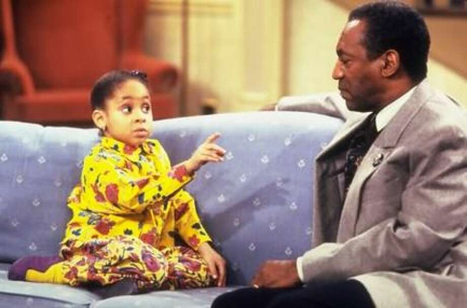Raven-Symone was introduced to the Huxtable household in 1989. (Carsey Werner Television)