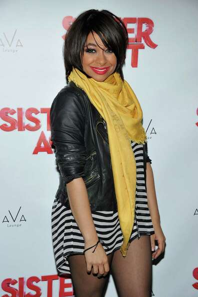 That's so Raven! Raven-Symone, now 26, began playing Olivia, the step-granddaughter of Mr. & Mrs. Hu