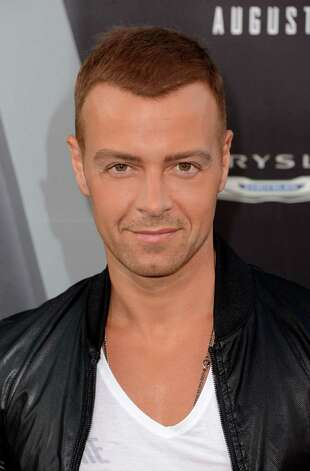 "Whoa! It's Joey Lawrence, now 36, in August, 2012.  Lawrence, who also starred on ""Gimme a Break"" in the '80s, is currently starring with former child star Melissa Joan Hart in ABC Family's very originally named ""Melissa & Joey."" Photo: Frazer Harrison, Getty Images / 2012 Getty Images"