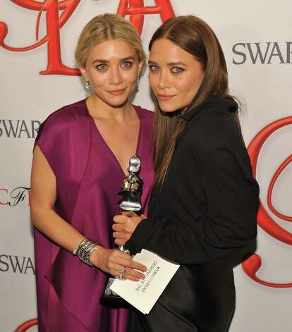 Have you heard of the Olsen twins? Ashley and Mary Kate Olsen, 26, played Michelle Tanner. They have mostly retired from acting, focusing instead on fashion, including their line Row. They are also really, really rich. Photo: Larry Busacca, Getty Images / 2012 Getty Images