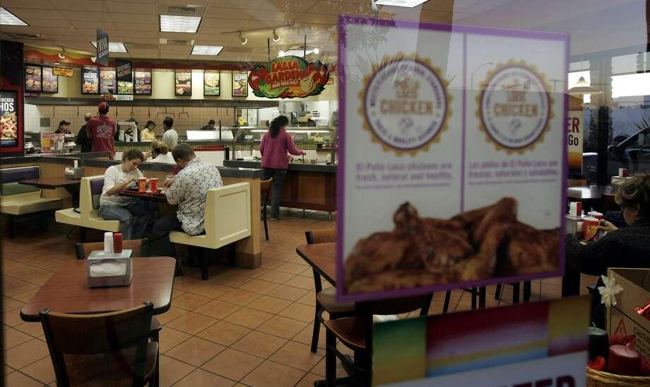 """El Pollo Loco!"" - blaknik  Photo: LORI SHEPLER, TPN / LOS ANGELES TIMES"