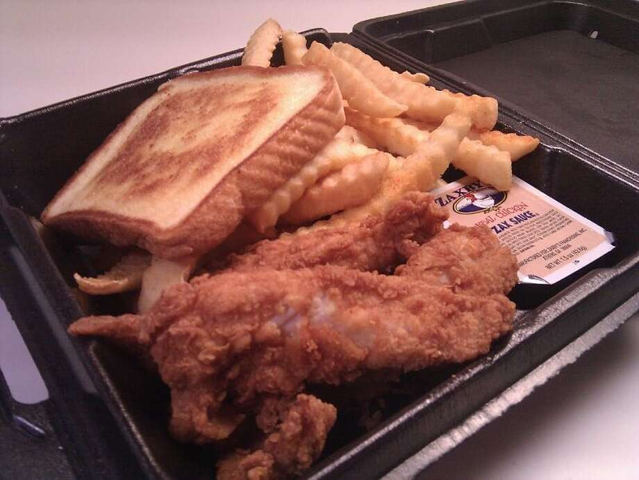 """Zaxby's"" - aliefj96 Note: We found a Zaxby's in Houston off FM 1960. Credit: axi11a/Flickr Creative Commons Photo: Flickr Creative Commons"
