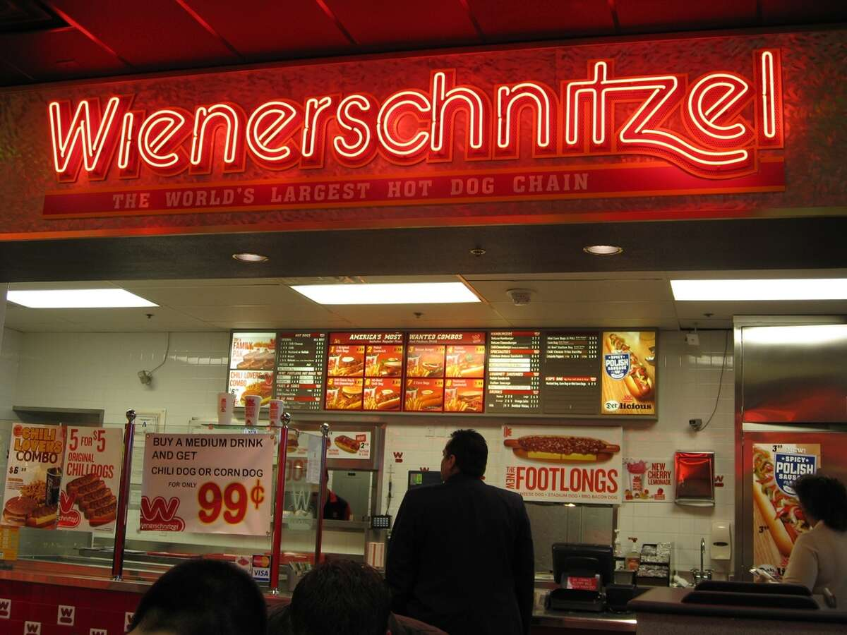 A local franchisee will add 32 Wienerschnitzels in the Houston area in coming years.