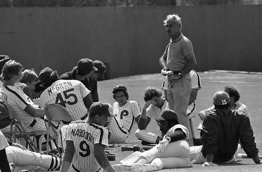 """I loved baseball, and I loved a good fight, and, in my mind, ballplayers were among the most exploited workers in America.""  - Marvin Miller, in his 1991 memoir. Photo: ASSOCIATED PRESS"