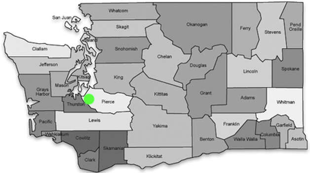 18. Spanaway: 67.9 percent of this city's residents live in a home they or another resident own. Photo: /