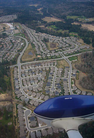 3. Sammamish: 89.5 percent of this city's residents live in a home they or another resident own. Photo: Maurice King/Flickr, /