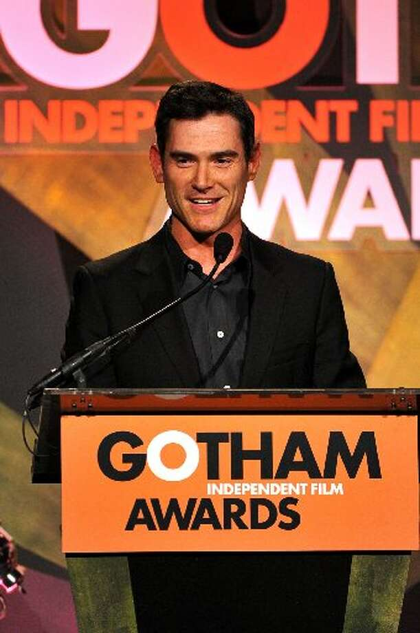 Billy Crudup speaks onstage at the IFP's 22nd Annual Gotham Independent Film Awards at Cipriani Wall Street on November 26, 2012 in New York City. (Photo by Theo Wargo/Getty Images for IFP) (Getty)