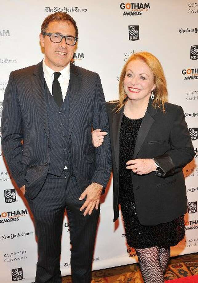 David O. Russell and Jacki Weaver attend the 22nd Annual Gotham Independent Film Awards at Cipriani Wall Street on November 26, 2012 in New York City. (Photo by Theo Wargo/Getty Images for IFP) (Getty)