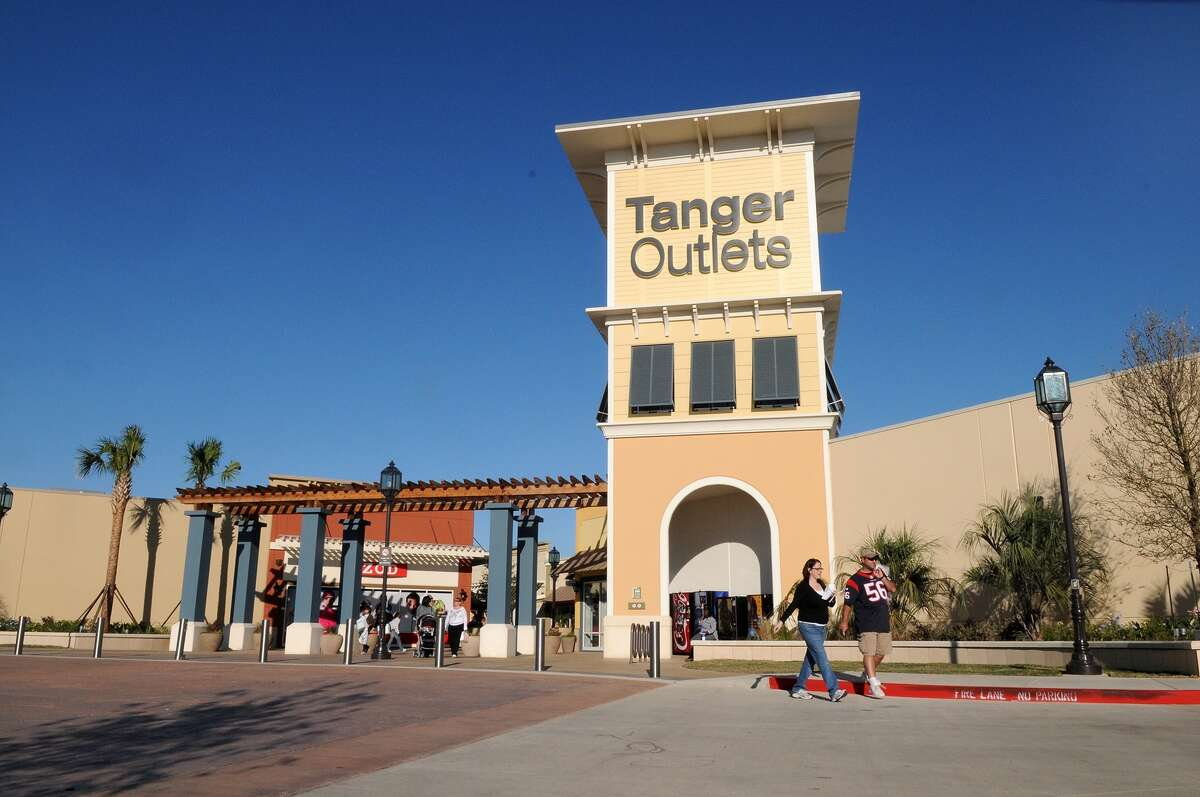 The Tanger Outlets mall in Texas City announced several new tenants.