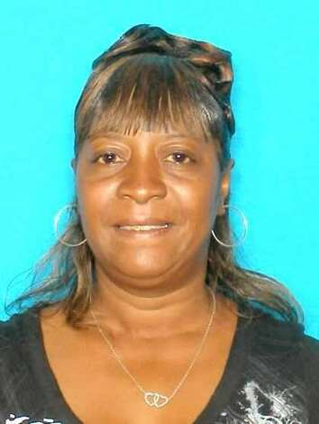 Hardin County's Most Wanted,  November 28, 2012 - Brenda Fay Lockett, B/F, 52 Years of age, Last Known Address: 1005 W. Ave P, Silsbee, Wanted for Engaging in Organized Criminal Activity - Revocation of Probation Photo: Hardin County Sheriff's Office
