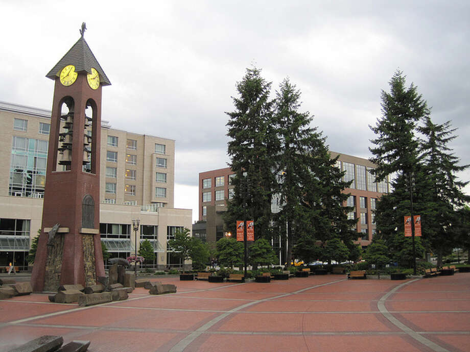 Beautiful, scenic (???) Vancouver, Washington was named the hippest city in America. Photo: Joshuadf/Flickr, /