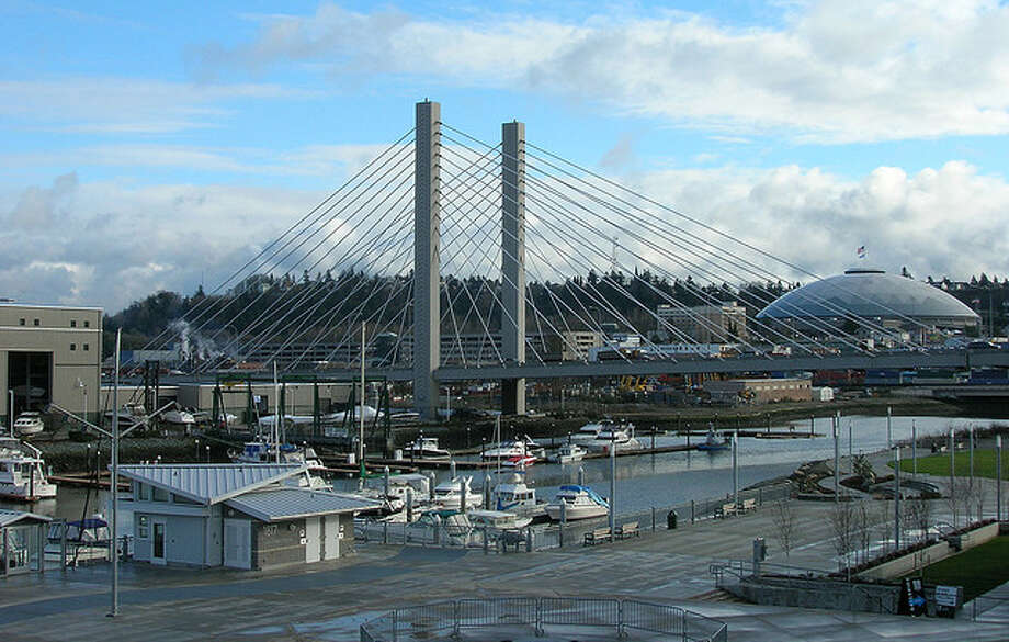34. Tacoma: 25.2 of this city's residents 25 years old or older have obtained a bachelor's degree. Photo: Brewbooks/Flickr, /