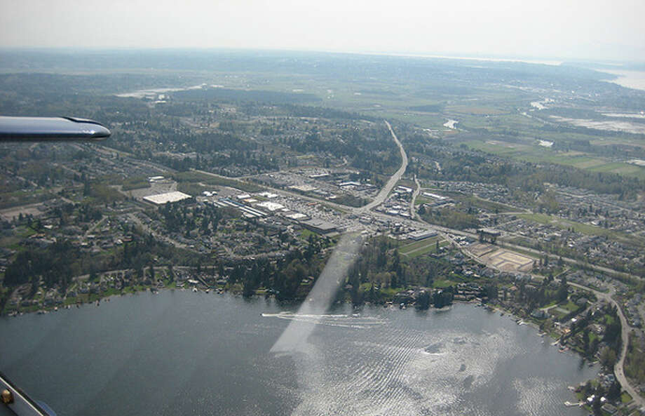 41. Lake Stevens: 22.1 of this city's residents 25 years old or older have obtained a bachelor's degree. Photo: Akarmy/Flickr, /