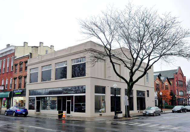 A group of investors is seeking approval from the city to open Social Club, a restaurant and nightclub on the corner of White and Ives streets in Danbury, as soon as their remodeling is finished. Photographed on Tuesday, Nov. 27, 2012. Photo: Jason Rearick / The News-Times