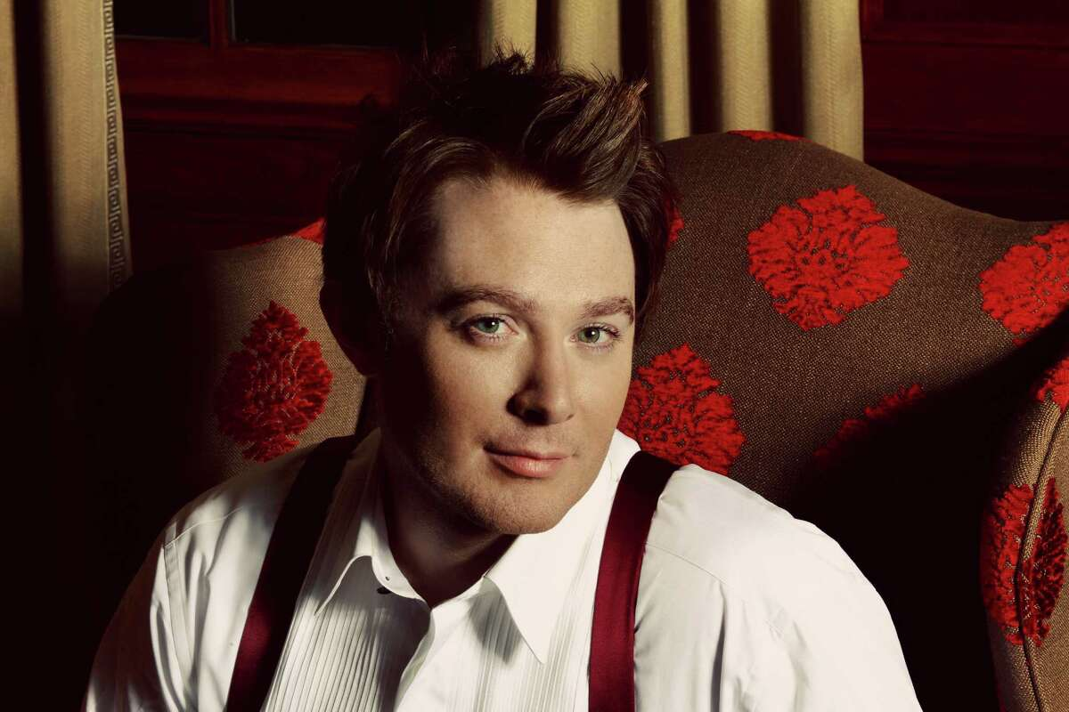 Clay Aiken brings his Joyful Noise Tour 2012 tour to the Palace Theatre in Stamford on Thursday, Dec. 6.