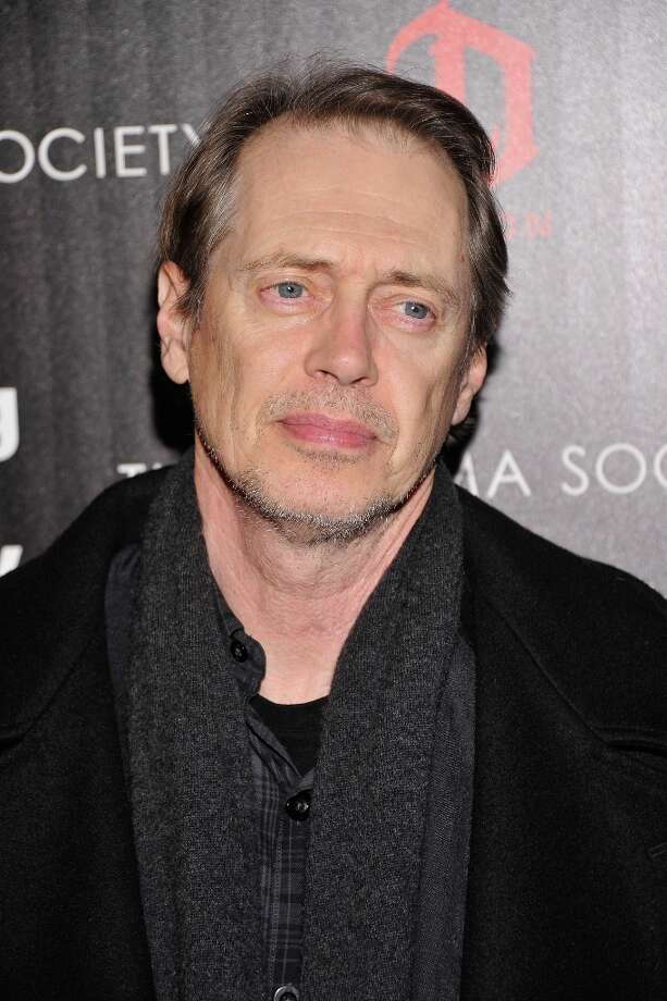 "Actor Steve Buscemi attends The Cinema Society with Men's Health and DeLeon hosted screening of The Weinstein Company's ""Killing Them Softly"" on November 26, 2012 in New York City.  (Photo by Stephen Lovekin/Getty Images) Photo: Stephen Lovekin, Getty Images / 2012 Getty Images"