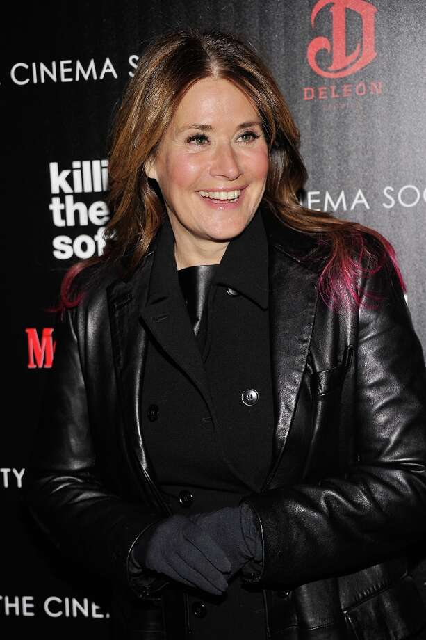 "Actress Lorraine Bracco attends The Cinema Society with Men's Health and DeLeon hosted screening of The Weinstein Company's ""Killing Them Softly"" on November 26, 2012 in New York City.  (Photo by Stephen Lovekin/Getty Images) Photo: Stephen Lovekin, Getty Images / 2012 Getty Images"