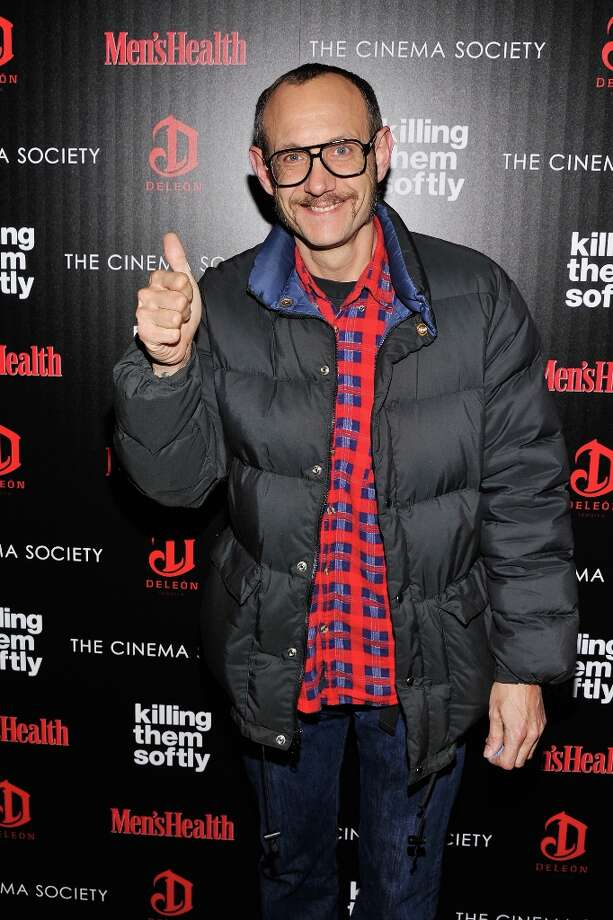 "Photographer Terry Richardson attends The Cinema Society with Men's Health and DeLeon hosted screening of The Weinstein Company's ""Killing Them Softly"" on November 26, 2012 in New York City.  (Photo by Stephen Lovekin/Getty Images) Photo: Stephen Lovekin, Getty Images / 2012 Getty Images"