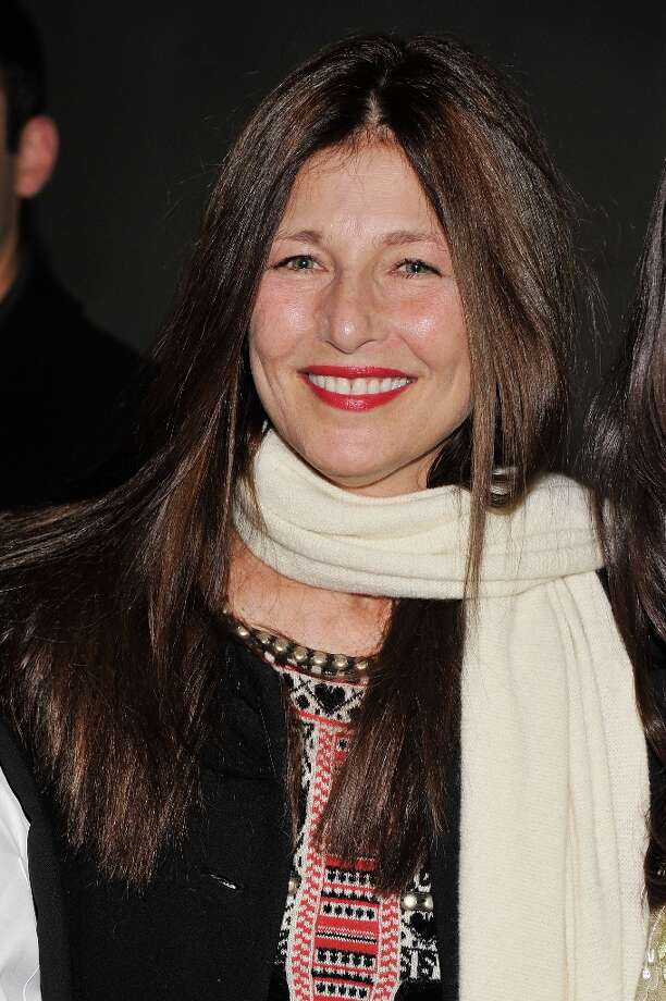 "Actress Catherine Keener attends The Cinema Society with Men's Health and DeLeon hosted screening of The Weinstein Company's ""Killing Them Softly"" on November 26, 2012 in New York City.  (Photo by Stephen Lovekin/Getty Images) Photo: Stephen Lovekin, Getty Images / 2012 Getty Images"