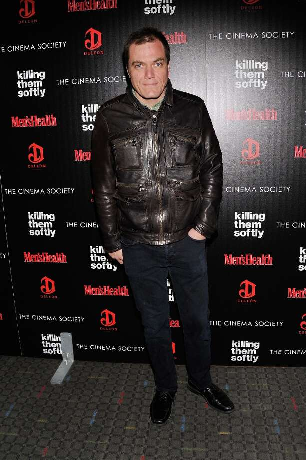 "Actor Michael Shannon attends The Cinema Society with Men's Health and DeLeon hosted screening of The Weinstein Company's ""Killing Them Softly"" on November 26, 2012 in New York City.  (Photo by Stephen Lovekin/Getty Images) Photo: Stephen Lovekin, Getty Images / 2012 Getty Images"