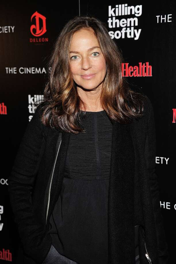 "Photographer Kelly Klein attends The Cinema Society with Men's Health and DeLeon hosted screening of The Weinstein Company's ""Killing Them Softly"" on November 26, 2012 in New York City.  (Photo by Stephen Lovekin/Getty Images) Photo: Stephen Lovekin, Getty Images / 2012 Getty Images"