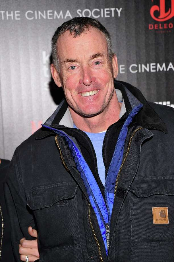 "Actor John C. McGinley attends The Cinema Society with Men's Health and DeLeon hosted screening of The Weinstein Company's ""Killing Them Softly"" on November 26, 2012 in New York City.  (Photo by Stephen Lovekin/Getty Images) Photo: Stephen Lovekin, Getty Images / 2012 Getty Images"