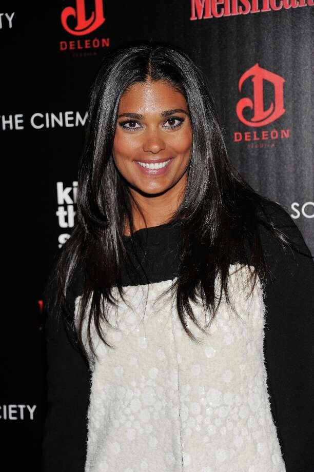 "Designer Rachel Roy attends The Cinema Society with Men's Health and DeLeon hosted screening of The Weinstein Company's ""Killing Them Softly"" on November 26, 2012 in New York City.  (Photo by Stephen Lovekin/Getty Images) Photo: Stephen Lovekin, Getty Images / 2012 Getty Images"