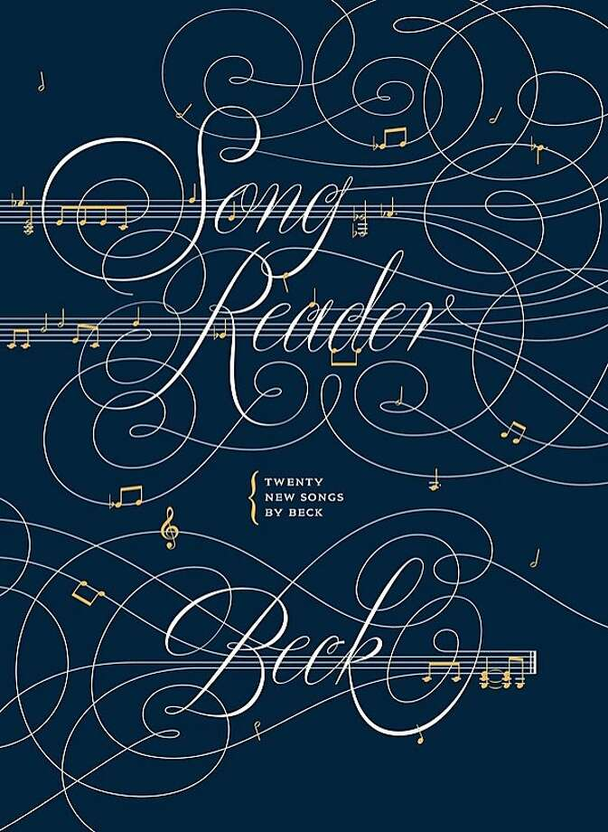 Song Reader, by Beck Photo: McSweeney's