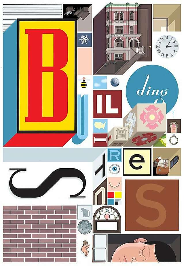 Building Stories, by Chris Ware Photo: Pantheon