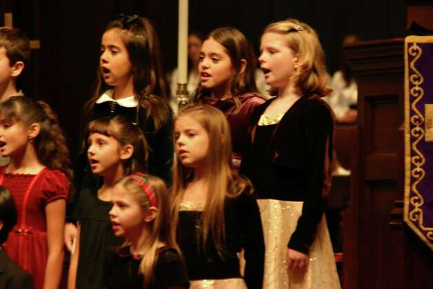 The Children's Chorus of San Antonio