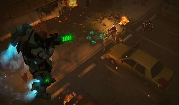 """XCOM,"" bringing back a franchise that died in the '90s, is worth the headaches and heartaches for the thinking gamer. Photo: 2K Games"