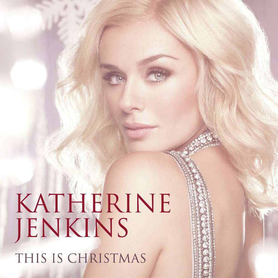 "Cover art for ""This is Christmas"" from Katherine Jenkins. Photo: Cover Art"