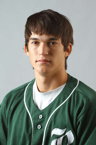 Reagan pitcher Anthony Vasquez. June 2, 2005. Photo: Juanito Garza, San Antonio Express-News / SAN ANTONIO EXPRESS-NEWS