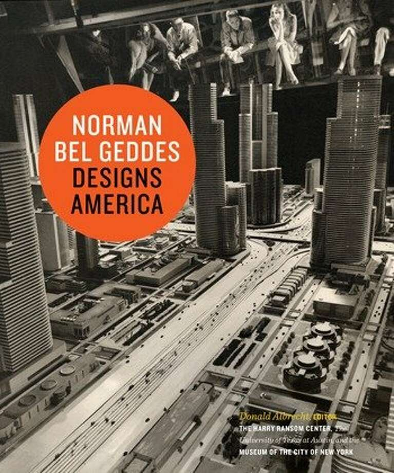 Norman Bel Geddes Designs America, edited by Donald Albrecht Photo: Abrams