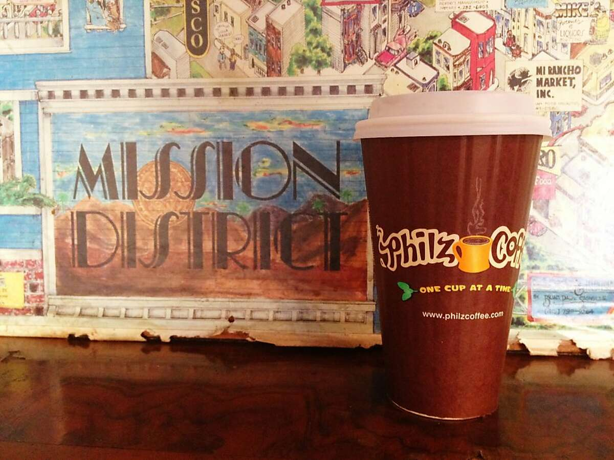 Philz coffee, a Karen Shieh favorite.