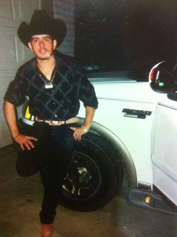 Vincente Alvarez Huerta, 22 (pictured), was fatally shot in August 2007 during what prosecutors described as a botched plot to carjack his prized Ford Expedition. Aaron Alaniz, who was 16 at the time of the slaying, is the first of five defendants to go to trial. Testimony began Tuesday, Nov. 27, 2012. Photo: Courtesy Photo