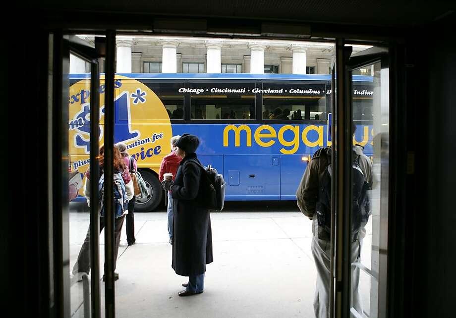 Megabus relaunching S F -L A  service - Laredo Morning Times