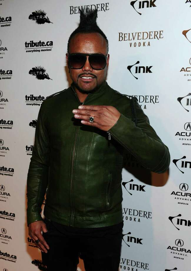 TORONTO, ON - SEPTEMBER 09:  apl.de.ap attends Dipnight's Exclusive After Party hosted by BlackBerry at TIFF at Ultra during the 35th Toronto International Film Festival on September 9, 2010 in Toronto, Canada.  (Photo by Alberto E. Rodriguez/Getty Images for BlackBerry) Photo: Alberto E. Rodriguez / 2010 Getty Images